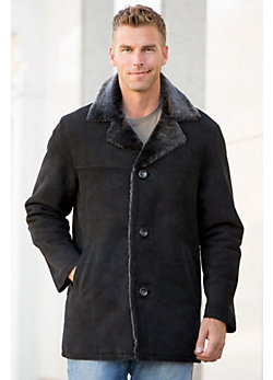 Finnian Shearling Sheepskin Coat