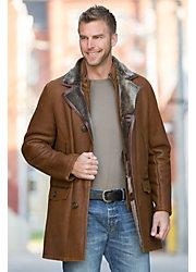 Otis Shearling Sheepskin Coat