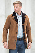 Bryce Shearling Sheepskin Coat