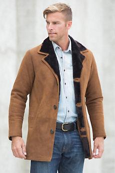Bryce Shearling Sheepskin Coat