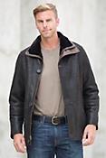 Oxford Shearling Sheepskin Jacket