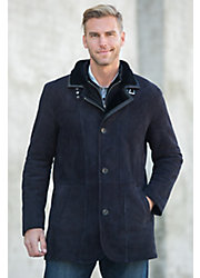Gareth Shearling Sheepskin Coat