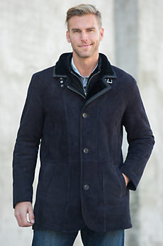 Gareth Shearling Sheepskin Coat