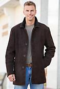 Eddy Shearling Sheepskin Coat