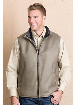 Eric Shearling Sheepskin Vest