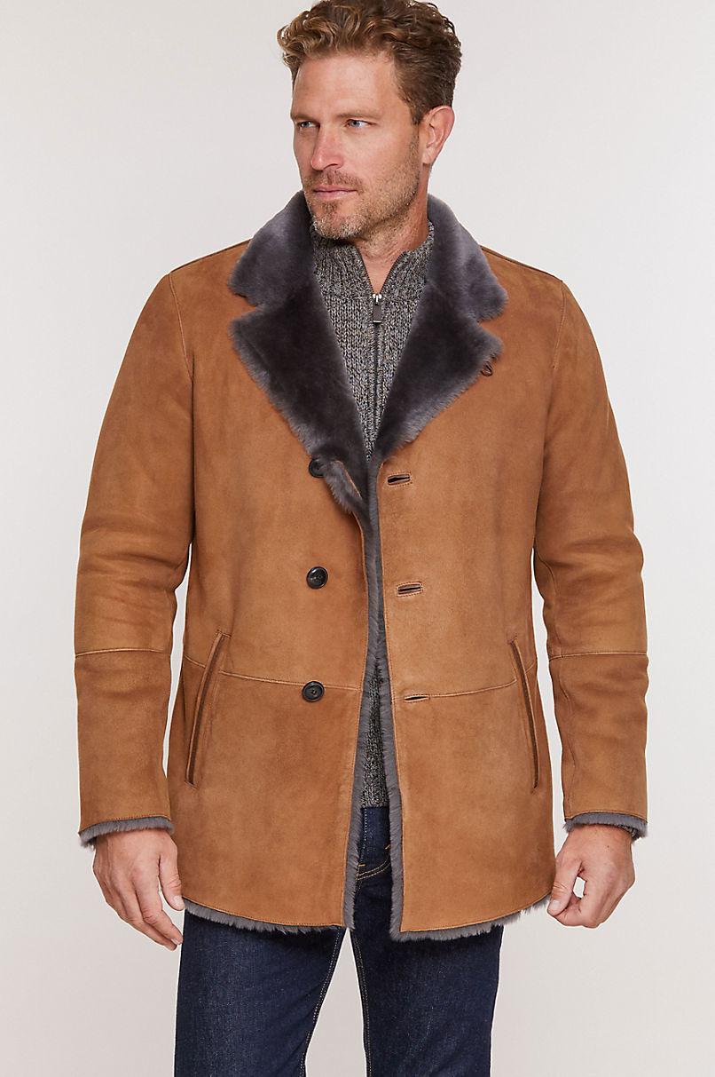 Emerson Shearling Sheepskin Coat