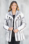 Artemis Danish Mink Fur Coat