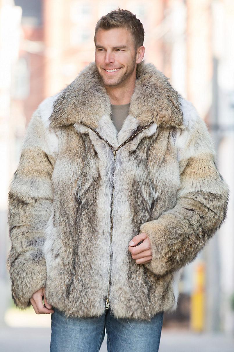 Coyote Fur Coat >> Sebastian Coyote Fur Coat Overland