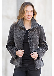 Matilda Reversible Shearling Sheepskin Jacket