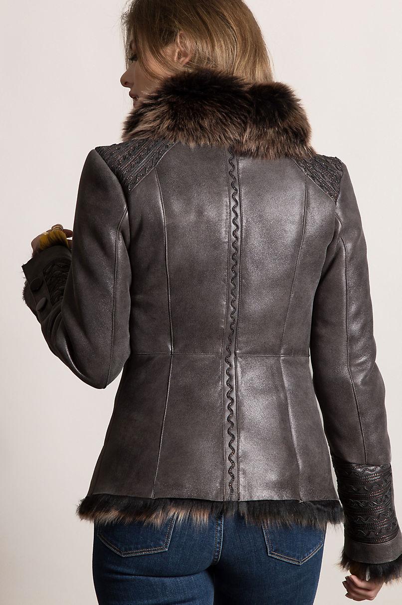 Katia Toscana Sheepskin Jacket