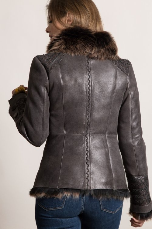 Katia Toscana Sheepskin Jacket