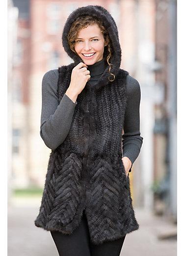 Women&39s Mink Fur Coats - Overland