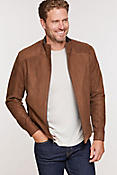 Larson Italian Lambskin Leather Jacket