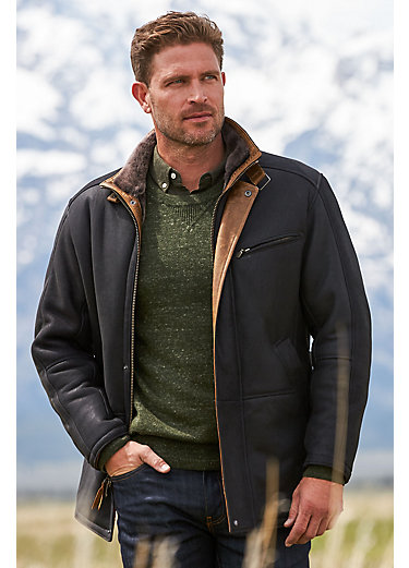 Men's Sheepskin Coats | Overland