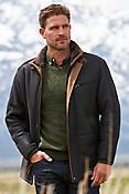 Clairmont Shearling Sheepskin Coat