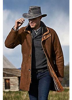 McKinley Shearling Sheepskin Coat