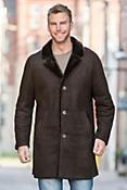 Cooper Shearling Sheepskin Coat