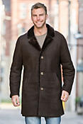 Cooper Shearling Sheepskin Coat