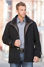 Knightsbridge Wool & Cashmere Coat