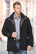 Knightsbridge Cashmere Wool-Blend Coat
