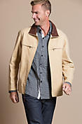 Pattison III Italian Calfskin Leather Jacket