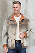 Braden New Zealand Lambskin Leather Jacket