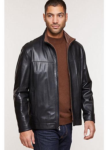 Dawson Lambskin Leather Jacket