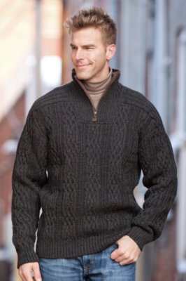 Dale of Norway Henningsvaer Wool Pullover