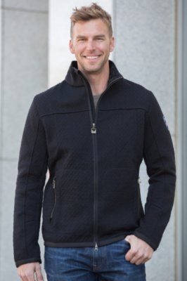 Dale of Norway Colorado Norwegian Wool Knitshell Jacket