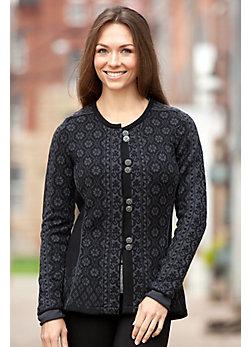 Dale of Norway Singsaker Merino Wool Sweater Jacket