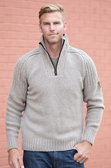 Dale of Norway Ulv Merino Wool Pullover Sweater