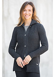 Dale of Norway Gudrun Merino Wool Cardigan Sweater