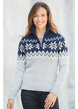 Dale of Norway Myking Merino Wool Sweater