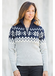 Dale of Norway Myking Merino Wool Pullover Sweater