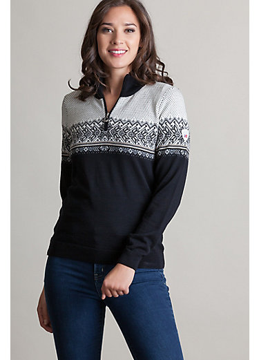 Dale of Norway Hovden Merino Wool Sweater