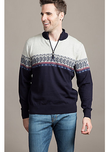 Dale of Norway Hovden Wool Sweater