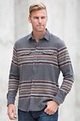 Taylor Vintage Blanket Stripe Cotton Flannel Shirt