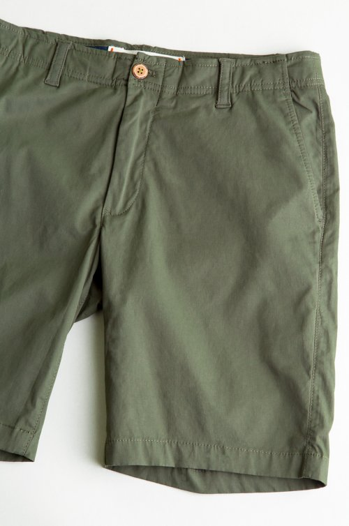 Men's Tailor Vintage Performance Cotton-Blend Chino Shorts