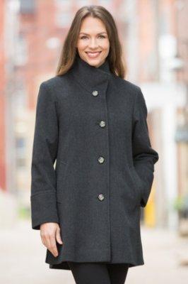 Annaleigh Loro Piana Wool Coat (Missy)