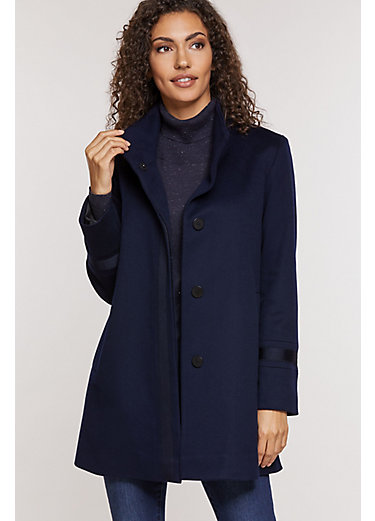Paris Loro Piana Wool Coat