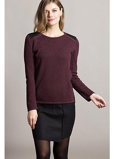 Isadora Organic Peruvian Cotton Pullover Sweater