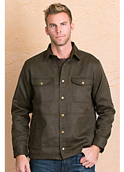 Ernest Coated Cotton Jacket