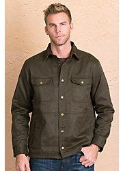 Ernest Coated Cotton Jacket