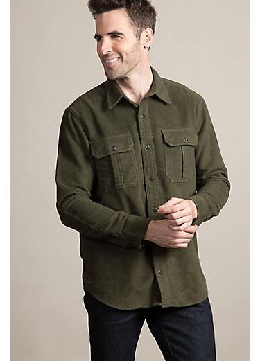 Griffin Chamois Moleskin Shirt