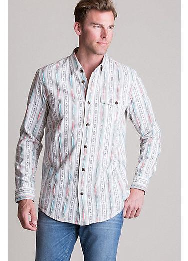 Southwest Cotton Shirt
