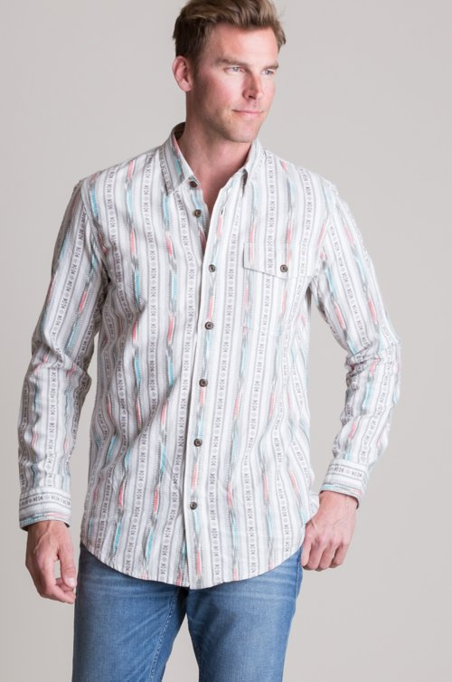 Southwest Cotton Shirt