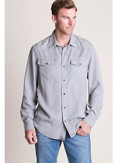 Graham Tencel Western Shirt