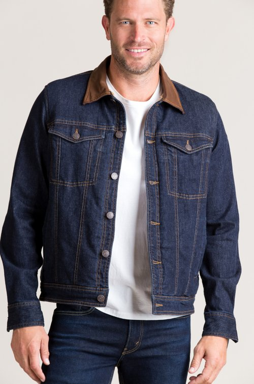 Roger Denim Jean Jacket