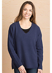 Camille Cashmere and Yak Wool-Blend Sweater