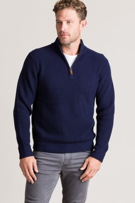 Hanson Cashmere Pullover Sweater